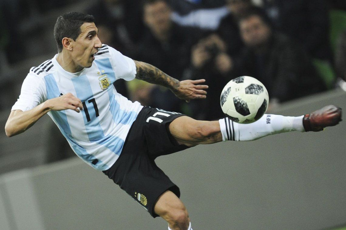 <p>Ángel Di María: Disputó 27 partidos, jugó 2095 minutos y anotó 17 goles</p>