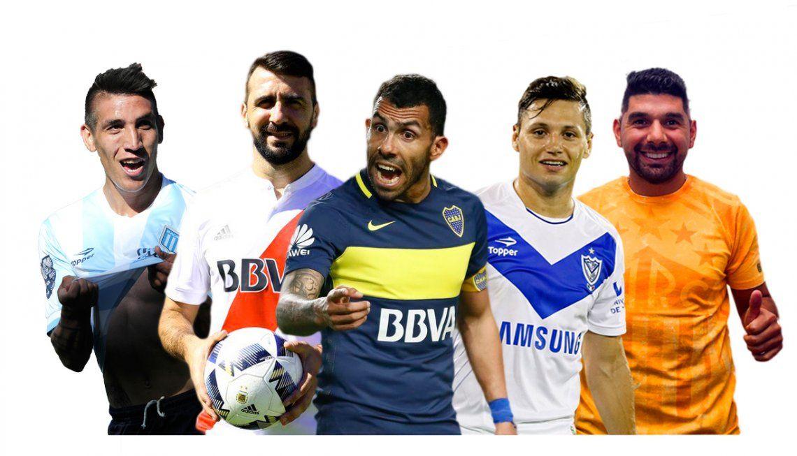 Mercado de pases 2018: club por club, todas las novedades
