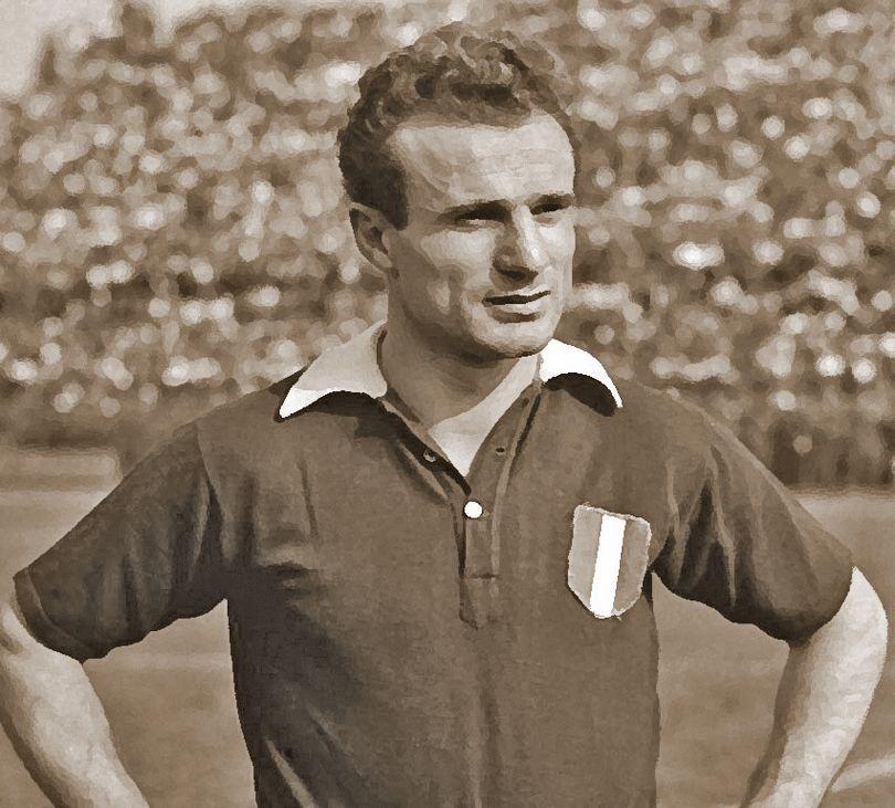 dA Mazzola le fascinaba el fútbol argentino y le había agradado el Globo.