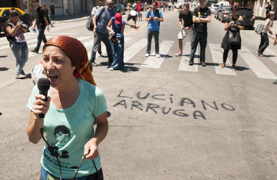 Luciano Arruga: una herida que no cierra