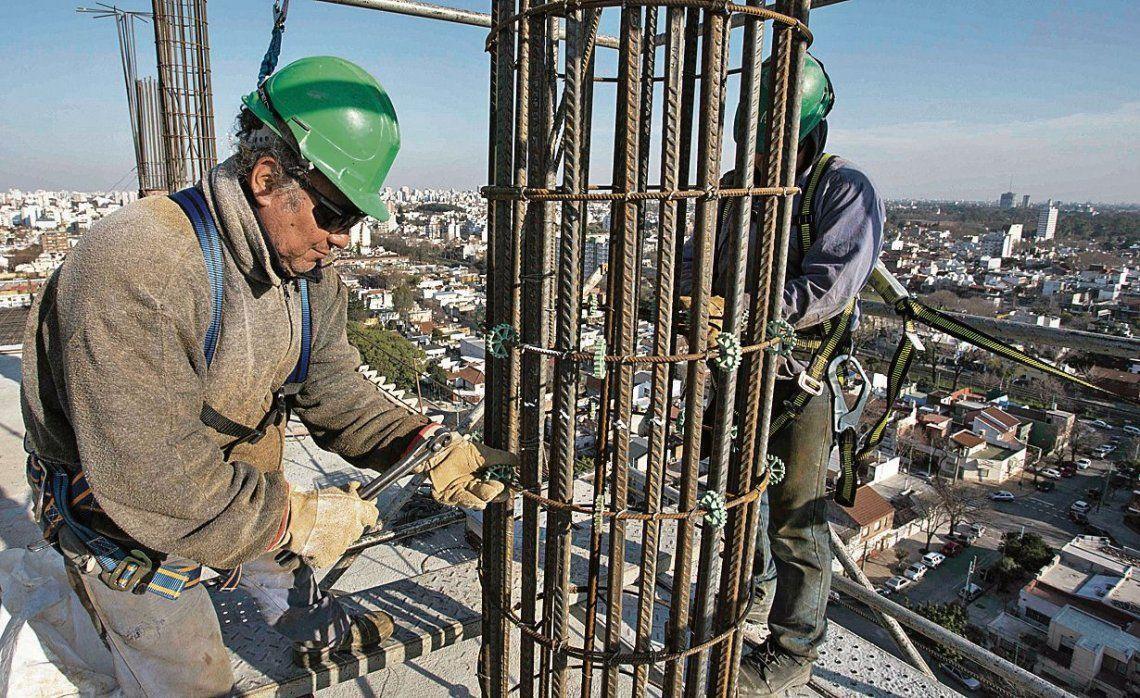 El costo de la construcción aumentó un 4,9% en abril