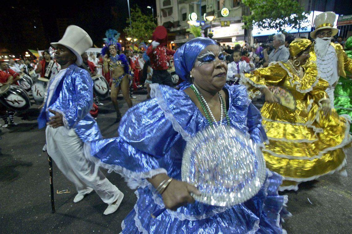 El carnaval de Uruguay se inicia sin reina
