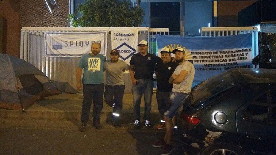 Buscan  destrabar conflicto en fábrica de Aldo Bonzi