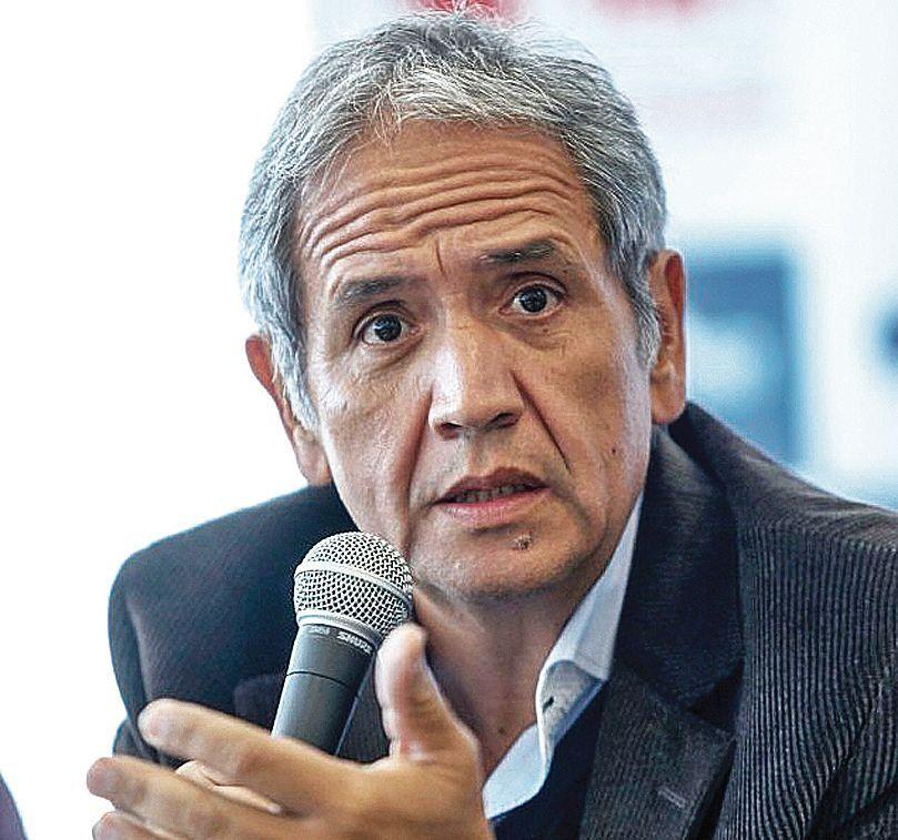 Sergio Palazzo: No creo que la CGT se fracture