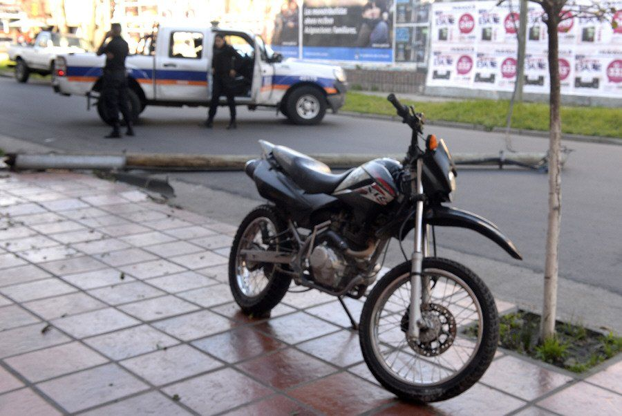 Otro fin de semana de miedo en Avellaneda
