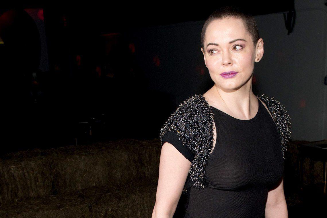 El estremecedor relato de la violación de Harvey Weinstein a Rose McGowan
