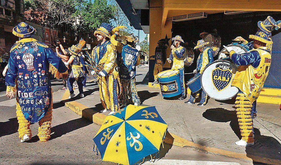 dLos Amantes de La Boca celebró el reconocimiento.