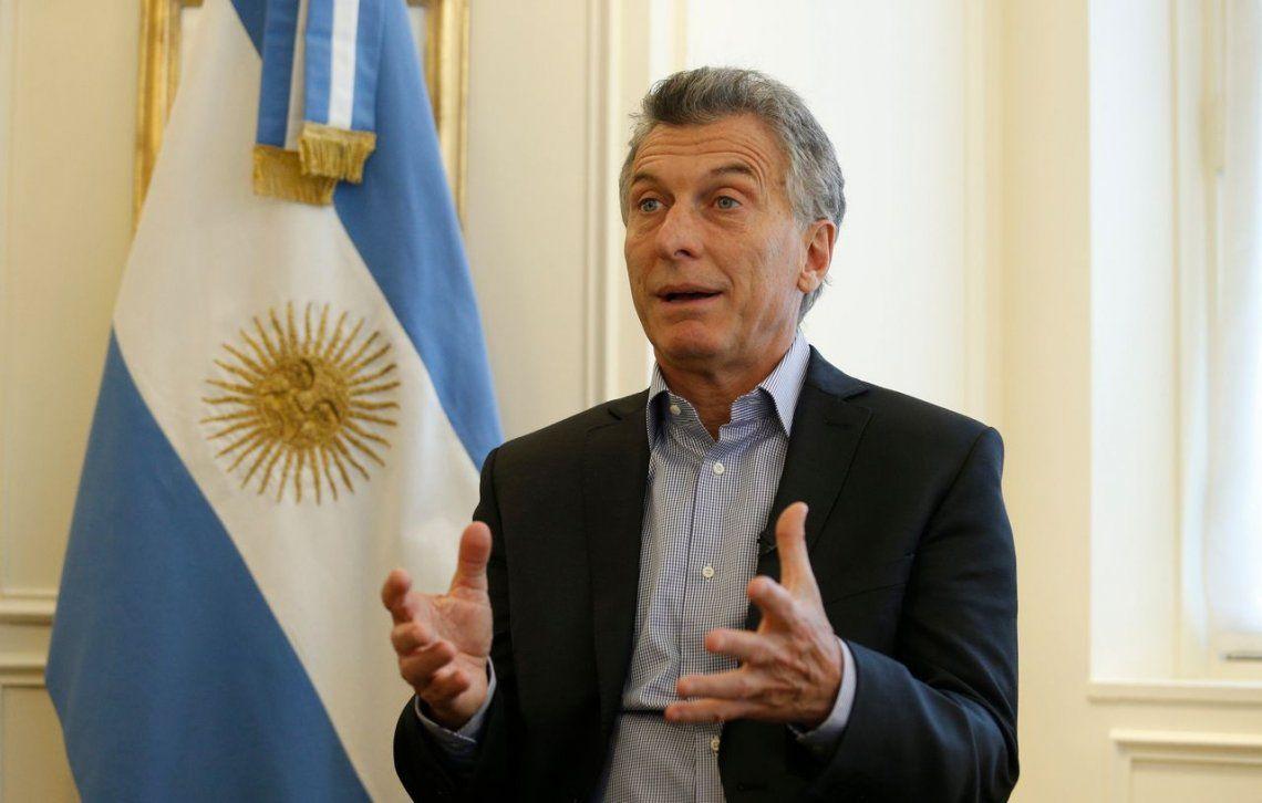 Macri y 35 funcionarios se van de retiro espiritual
