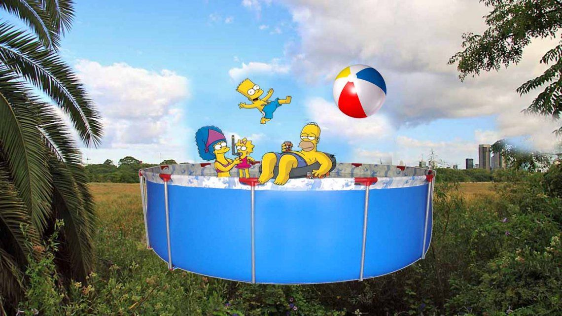 Pool Party 5 Juegos Para Divertirte En Tu Pileta De Lona Verano