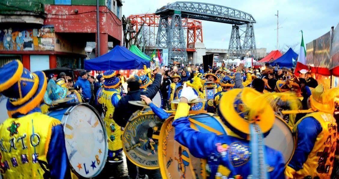 """Comienzan los """"4 días locos"""" del Carnaval"""