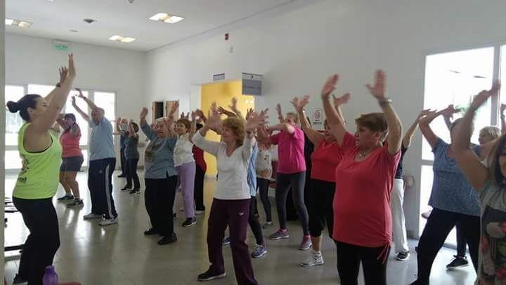 Fomentar la participación de las personas mayores