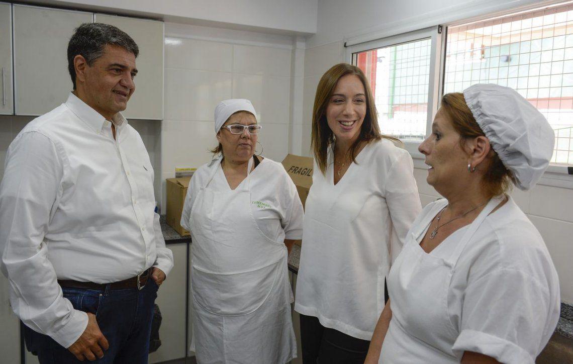 Inauguraron un Centro Barrial de Infancia en Vicente López