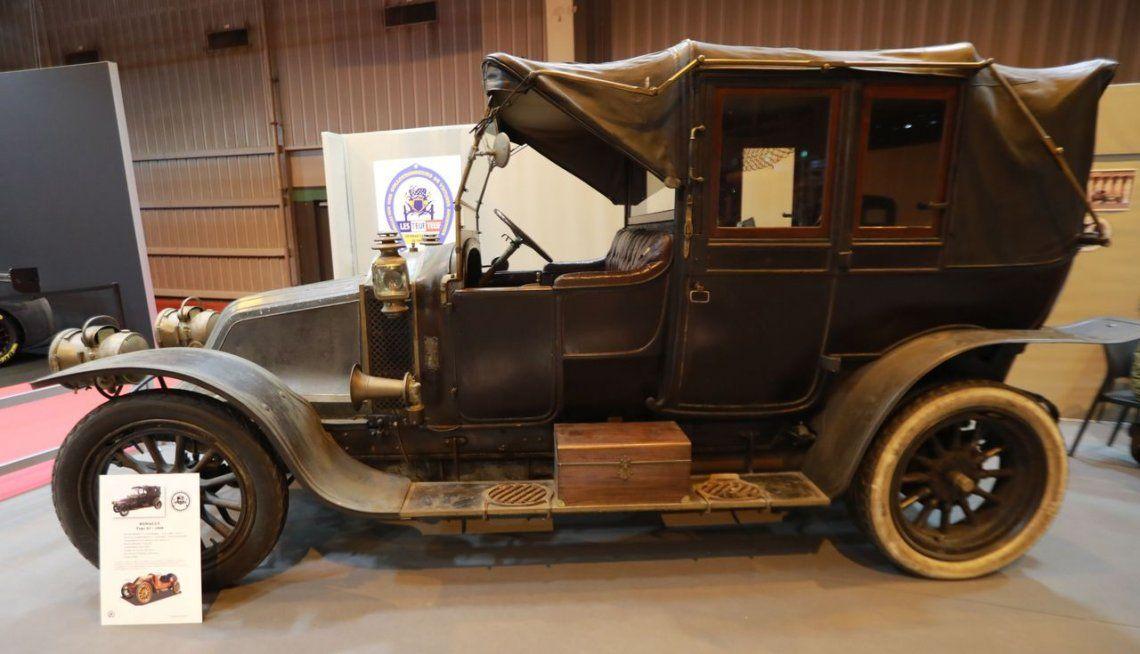 Reliquias fantásticas: los mejores autos de la Expo Retromobile
