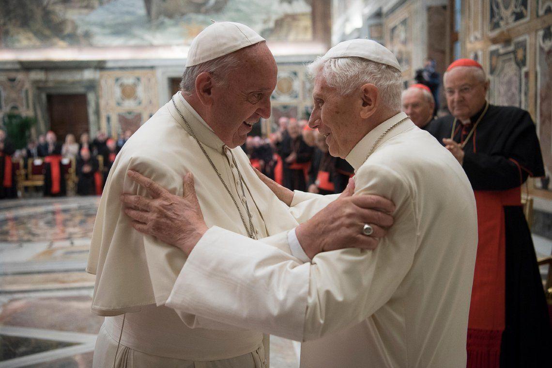 La carta en la que Benedicto XVI se prepara para la muerte