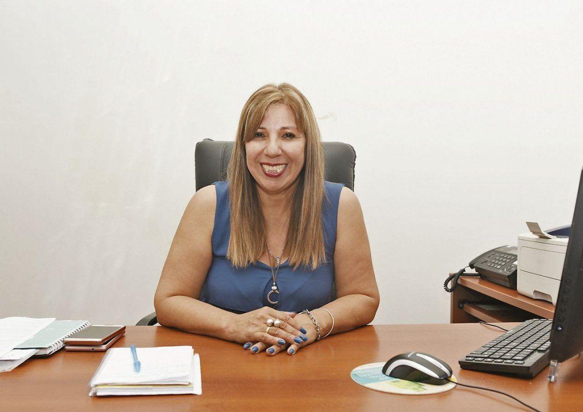 dCarolina Romero Cristaldo asumió en lugar de Jorge Apreda
