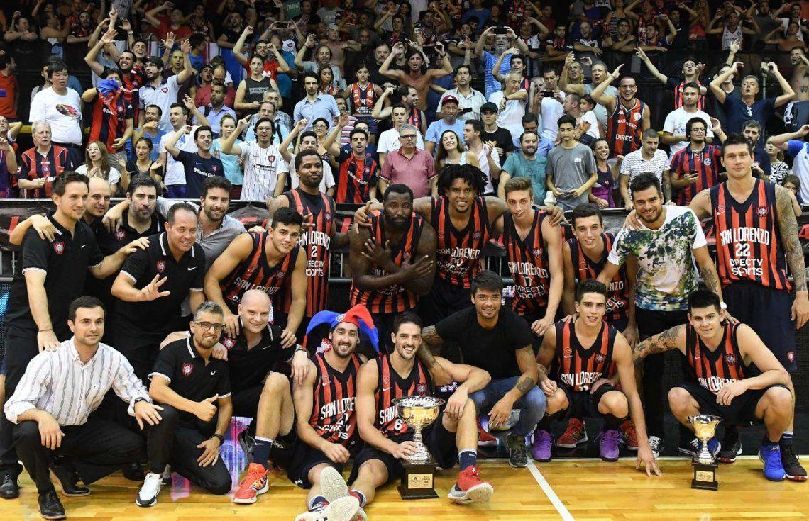 San Lorenzo sumó la Supercopa a su colección de títulos