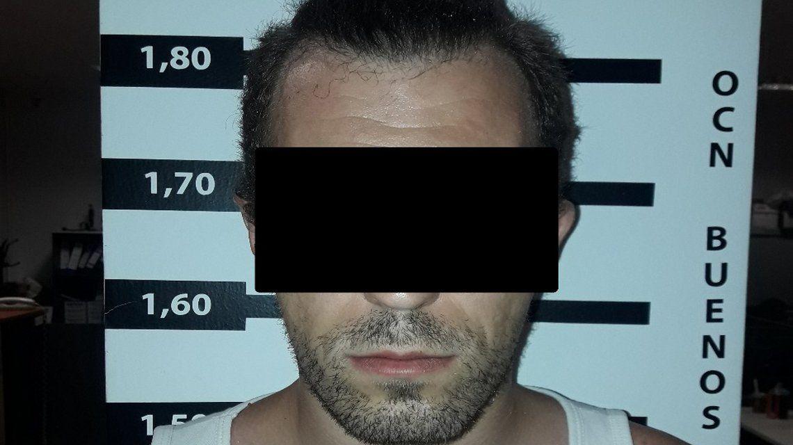 Interpol detuvo en Floresta a uno de los hombres más buscados de Europa por homicidio