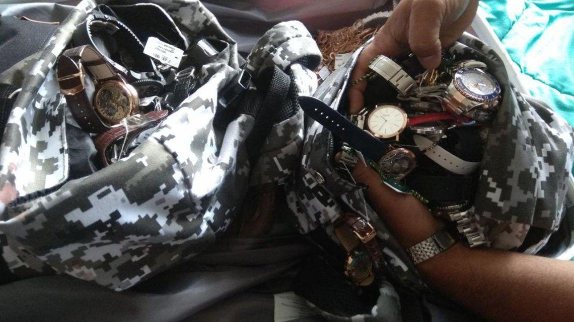 Policía uruguaya recuperó las joyas robadas en el Hotel Conrad