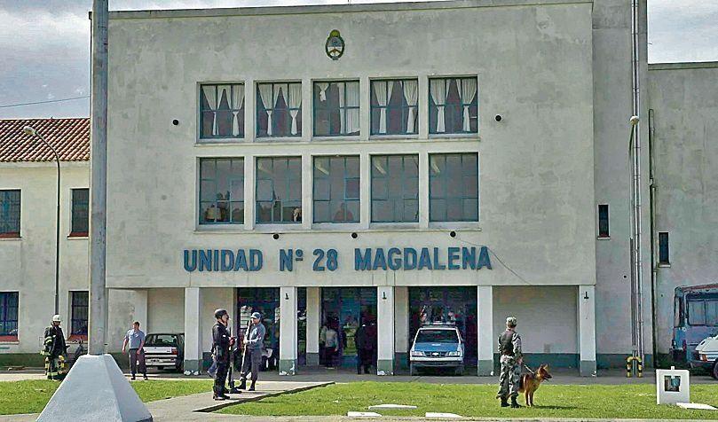 dLa cárcel de Magdalena