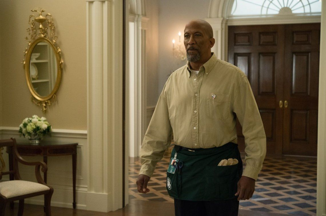 Murió el actor que interpretaba al cocinero de las ribs de House of Cards