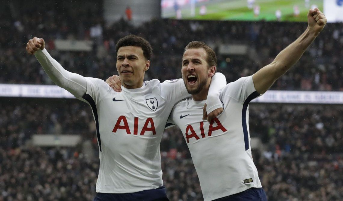 El Tottenham de Pochettino venció al Arsenal en el clásico de Londres
