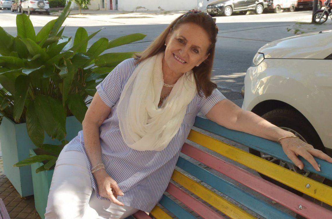 El recorrido de Beatriz, una viajera del mundo que cree en la vida como un arte