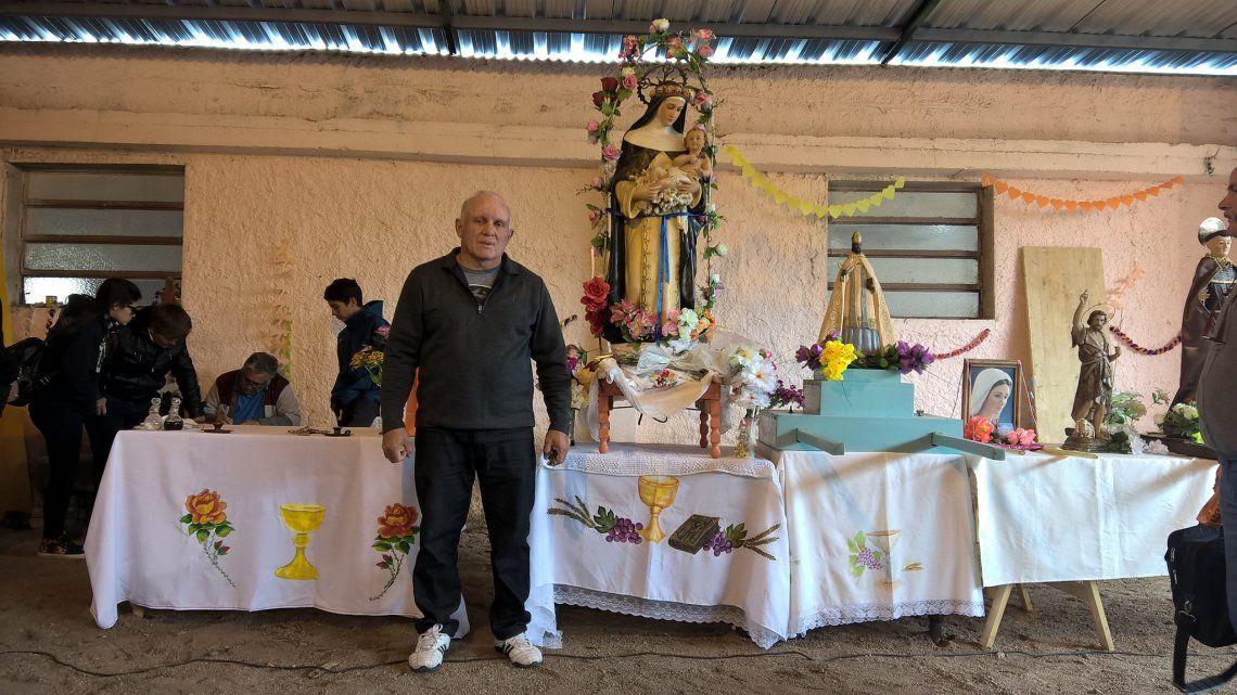 El padre de Emmanuel, el cadete de policía muerto en La Rioja: El Estado mató a mi hijo