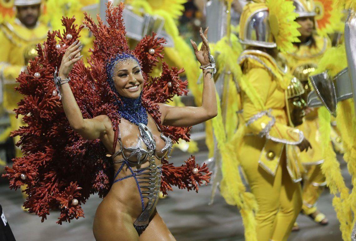 Carnaval de Río de Janeiro.