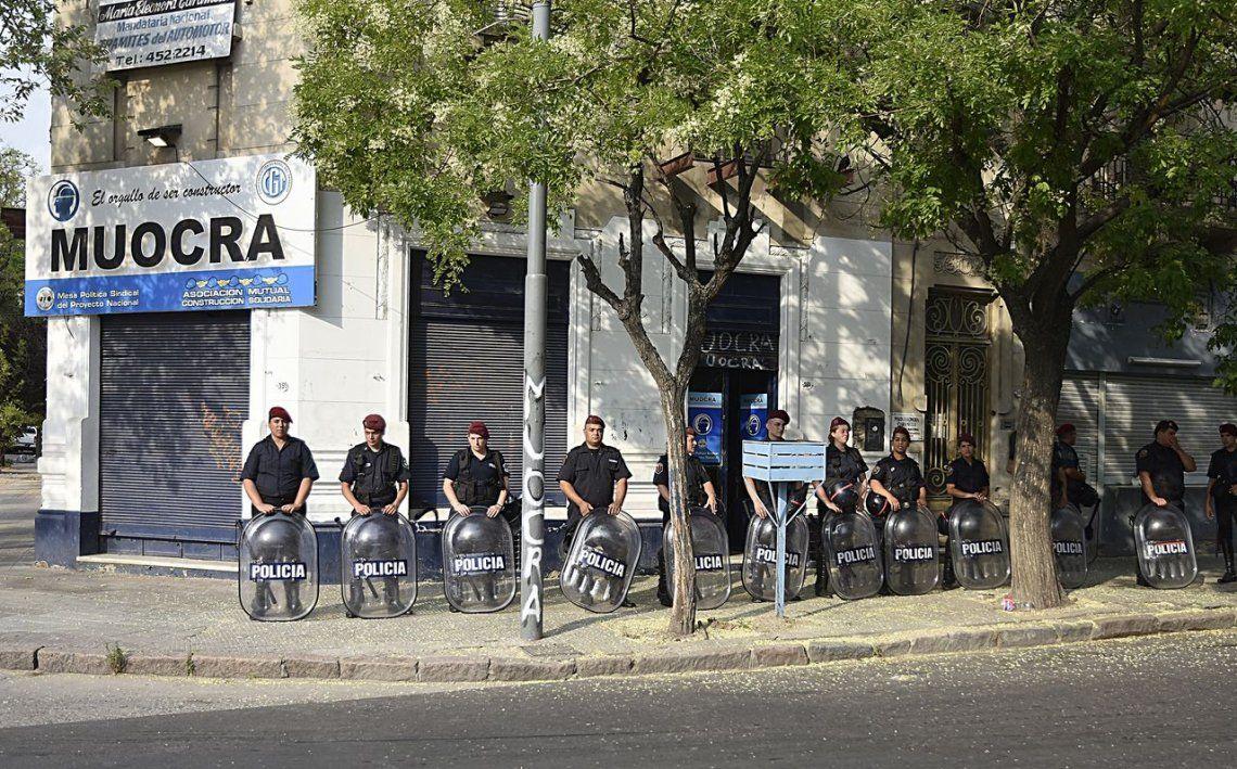 Piden prisión para cúpula de la UOCRA Bahía Blanca