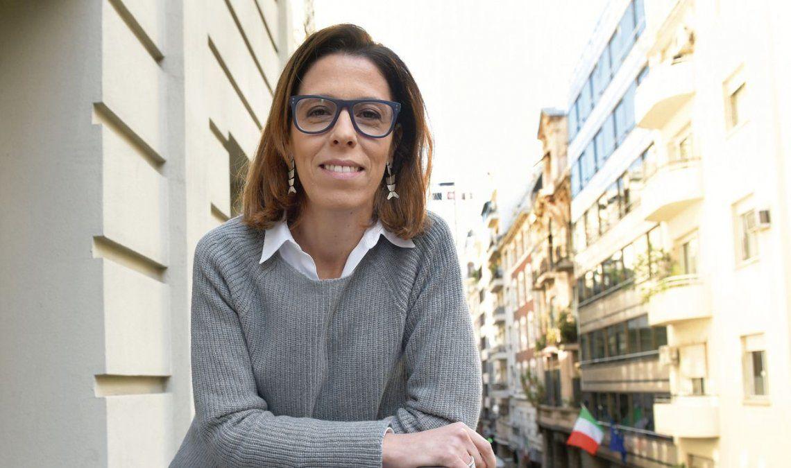 dLaura Alonso presentó una denuncia a través de la OA.