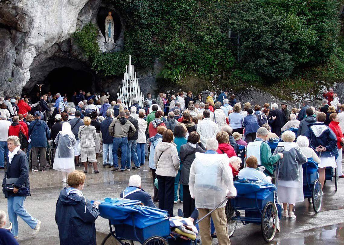 Este es el nuevo milagro atribuido a la Virgen de Lourdes