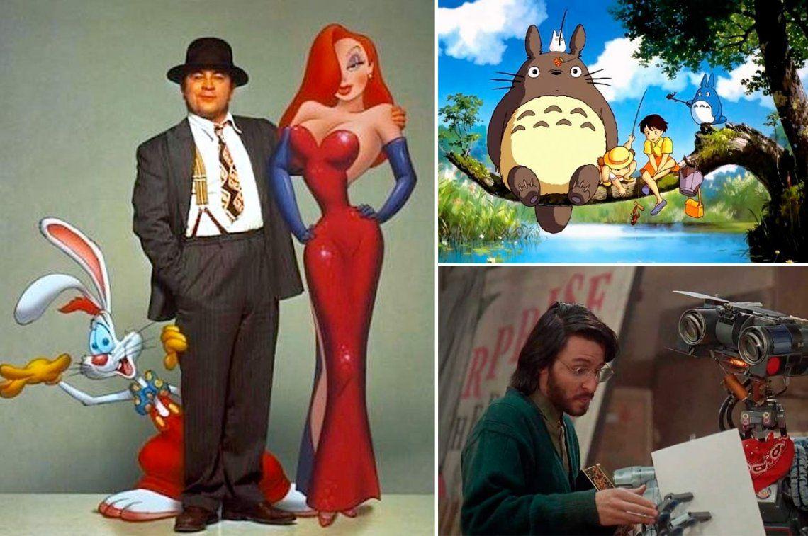 Roger Rabbit y otras 5 películas infantiles que cumplen 30 años