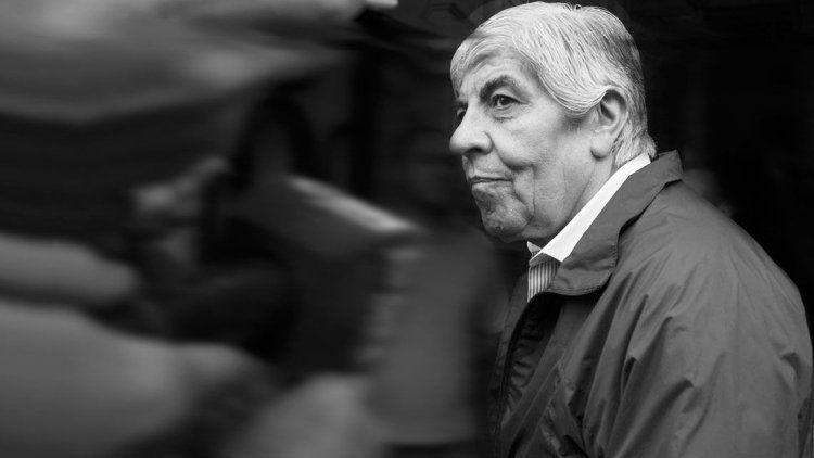 """Hugo Moyano: """"El diálogo por el diálogo no sirve"""""""