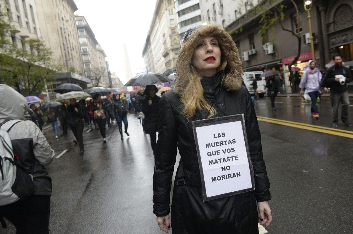 El 52% de los asesinatos de mujeres en la Ciudad fueron femicidios