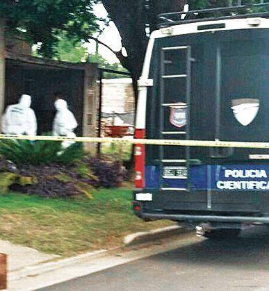Asesinaron a golpes a una abuela durante un robo