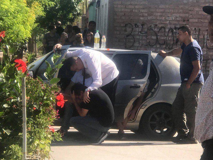 Se suicidó el autor del triple crimen que conmueve a Guaymallén