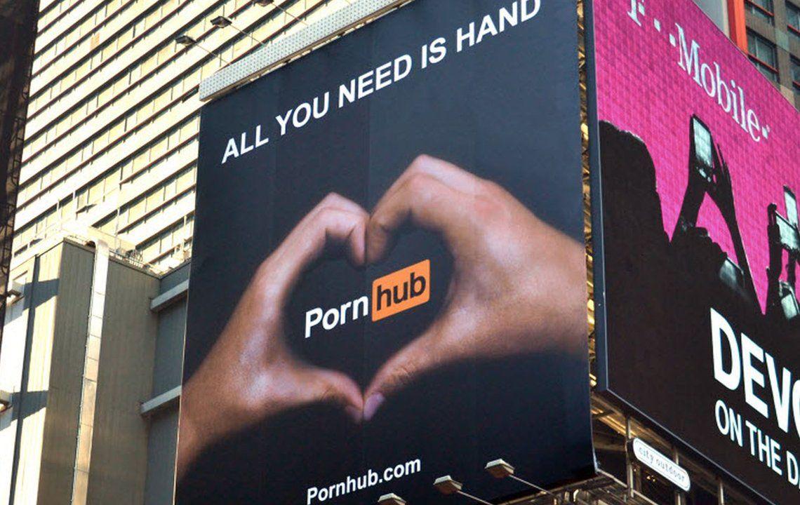 Feliz San Valentín: PornHub ofrece su contenido premium gratis