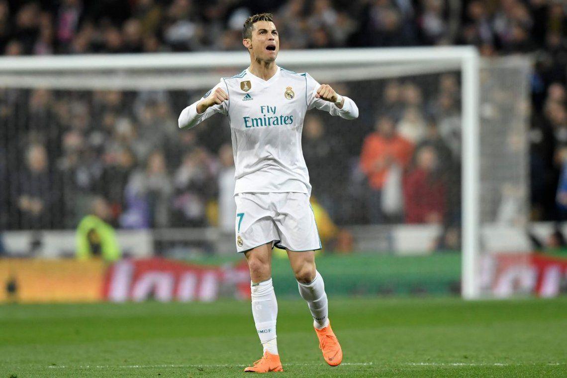 Real Madrid superó 3 a 1 al París Saint-Germain