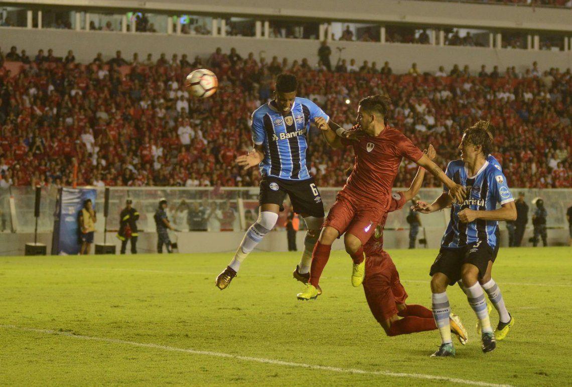 El uno x uno de Independiente-Gremio: Jonathan Menéndez, la figura