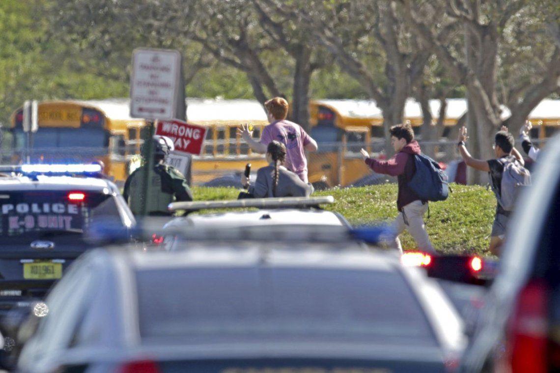 El relato de la alumna argentina que sobrevivió a la masacre de Florida