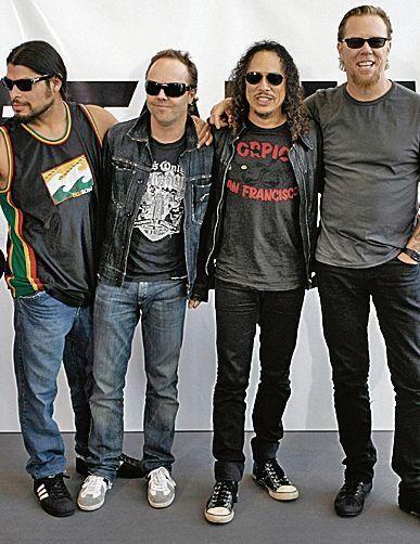 "Metallica gana el ""premio Nobel de la música"""
