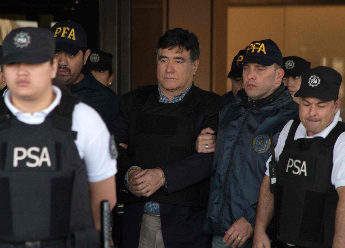 Le rechazaron la excarcelación a Zannini y seguirá preso