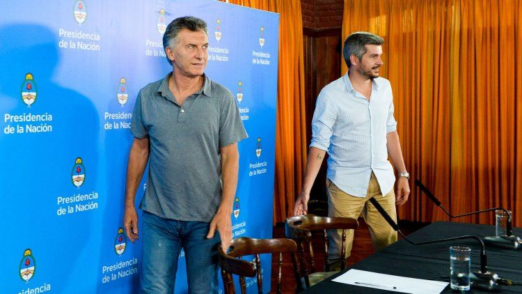 No todo fue calma en el retiro espiritual de Macri y el gabinete