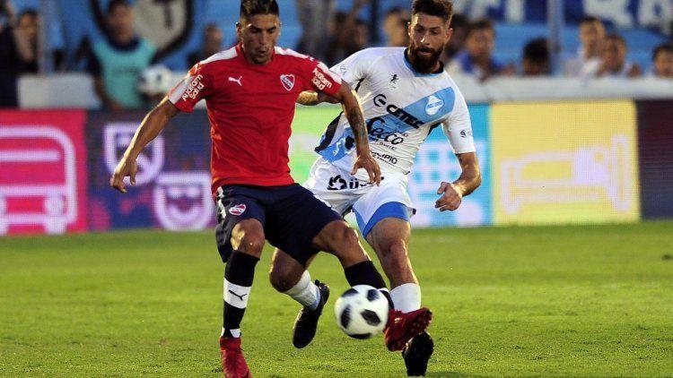 En un pobre partido, Temperley e Independiente empataron sin goles