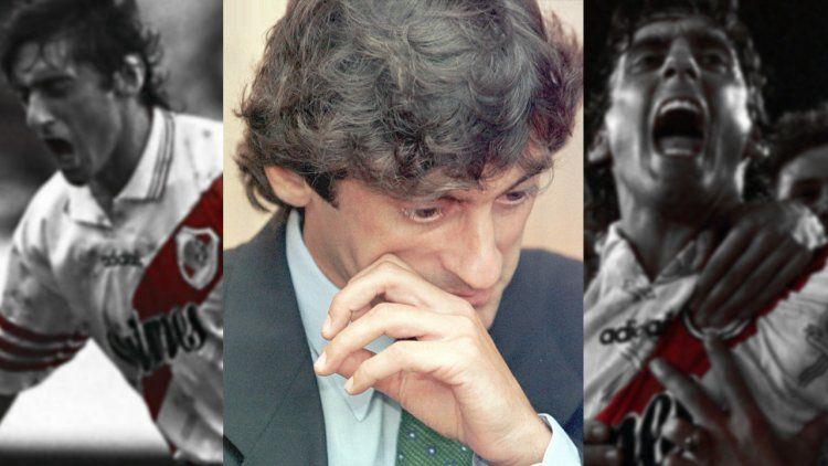 20 fotos a 20 años del anuncio del retiro de Enzo Francescoli