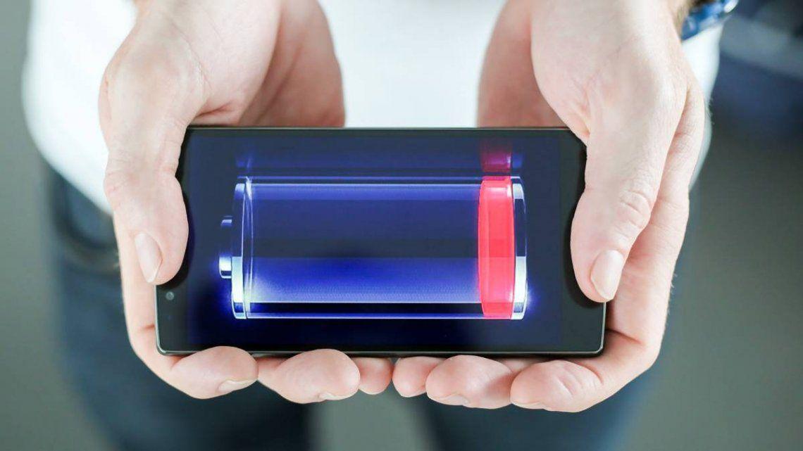 Smartphone: el truco para que la batería dure más años