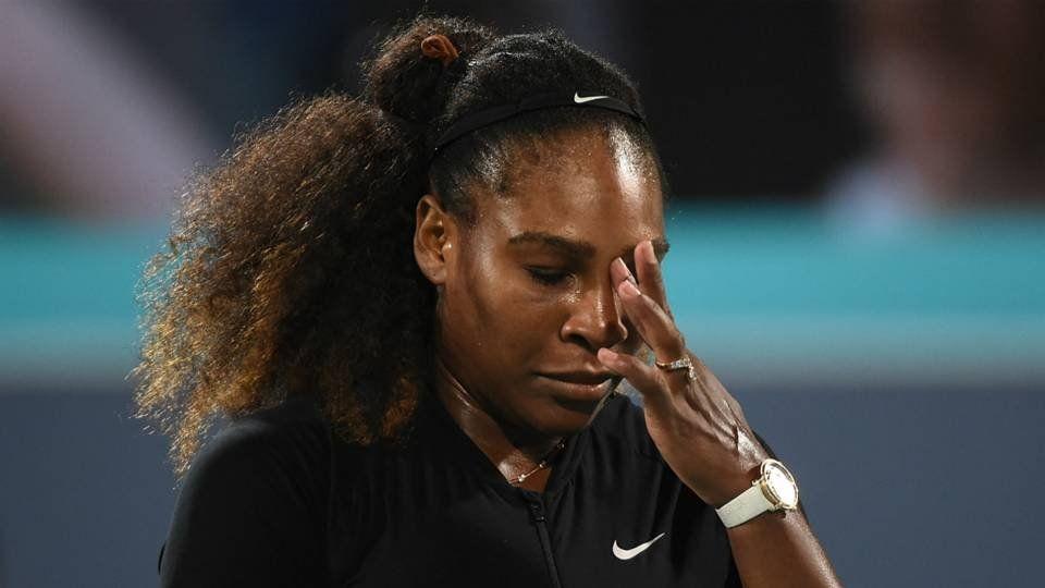La Asociación Femenina de Tenis apoya a Serena Williams tras el escándalo