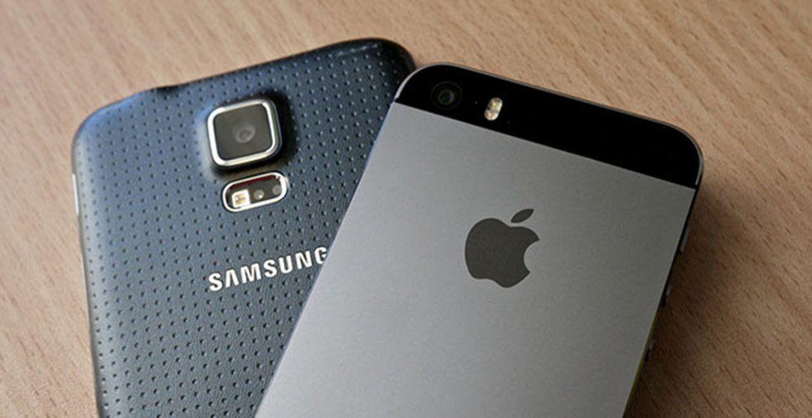 Samsung, en problemas por culpa de Apple