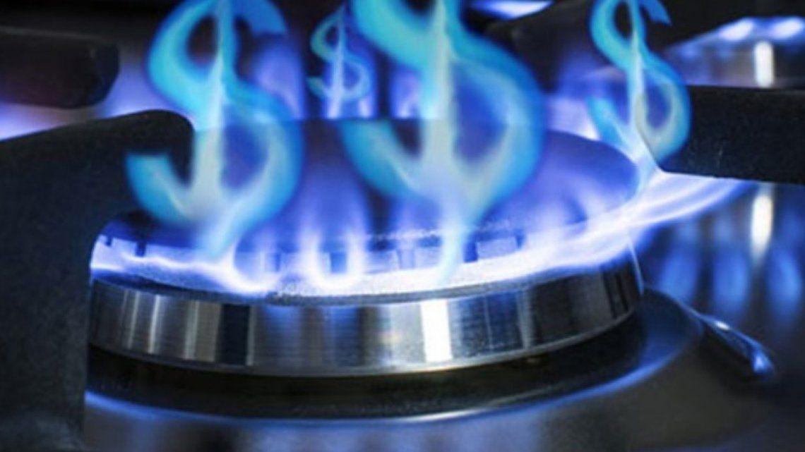En dos años, las tarifas de gas aumentaron un 1.190%