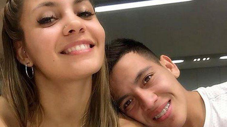 ¡Se casó! Ezequiel Barco dio el sí con apenas 18 años
